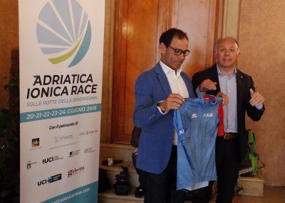 Adriatica Ionica Race 2018