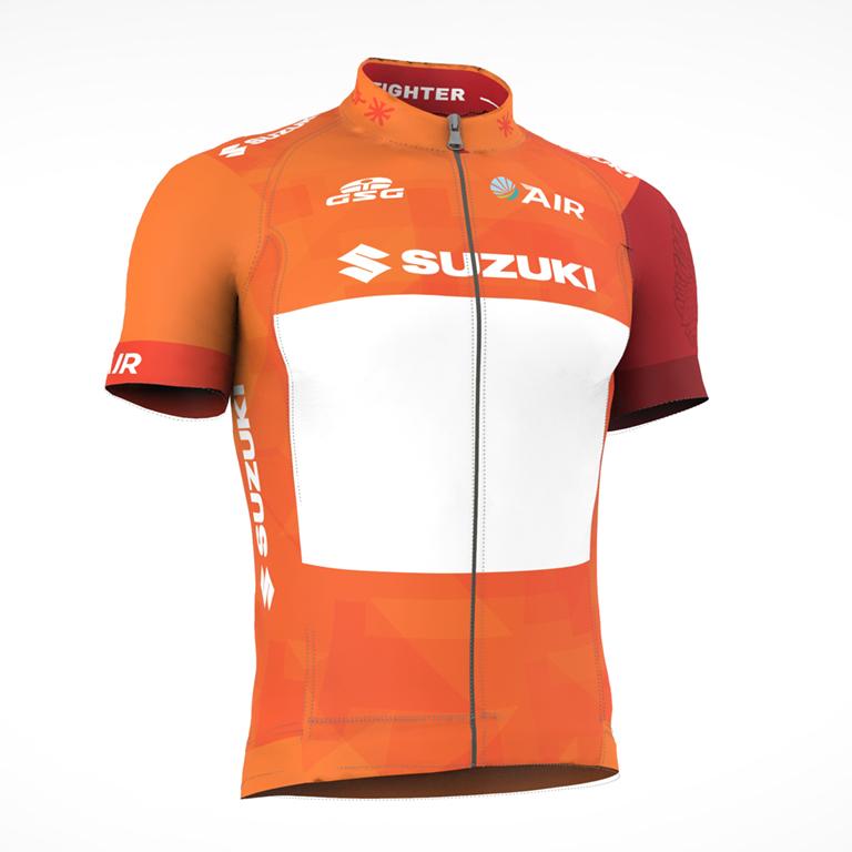 Maglia Arancione
