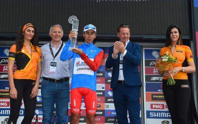 Sosa conquista la prima Adriatica Ionica Race, Viviani a segno anche a Trieste